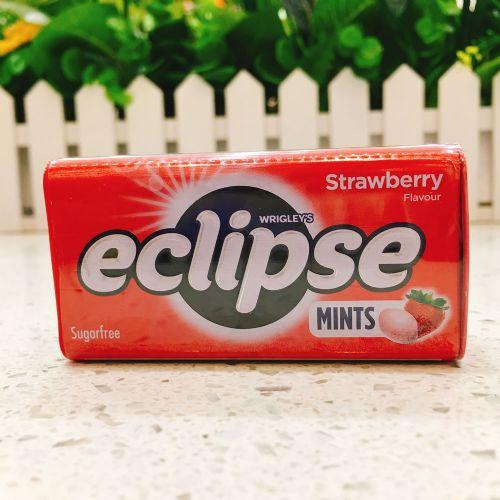 Eclipse易极薄荷糖(草莓味)34g