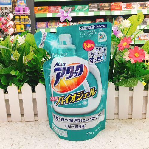 日本花王酵素洗衣液(袋装)770g