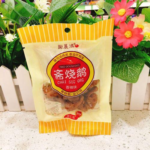 谢展鸿斋烧鹅(香辣味)60g