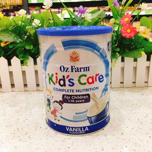澳洲OZ  Farm儿童助长奶粉1-10岁  900g