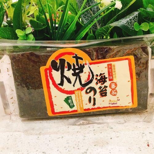 金牌烧海苔(番茄味)39g
