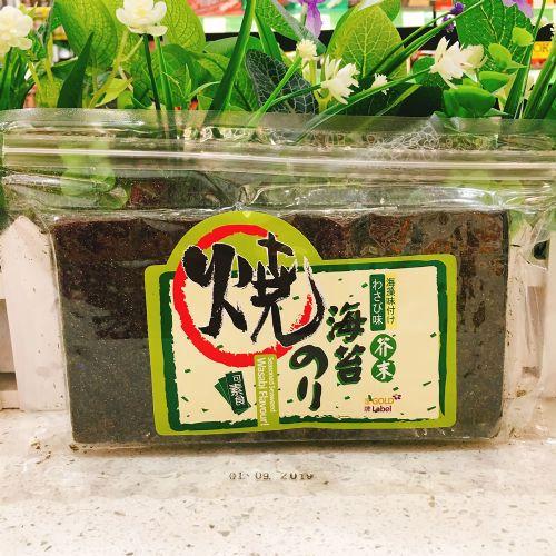 金牌烧海苔(芥末味)39g
