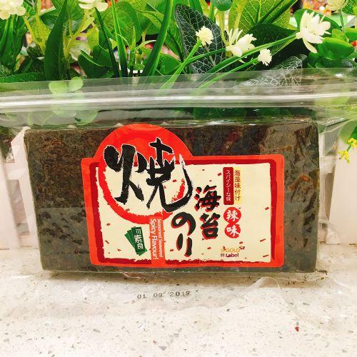 金牌烧海苔(辣味)39g