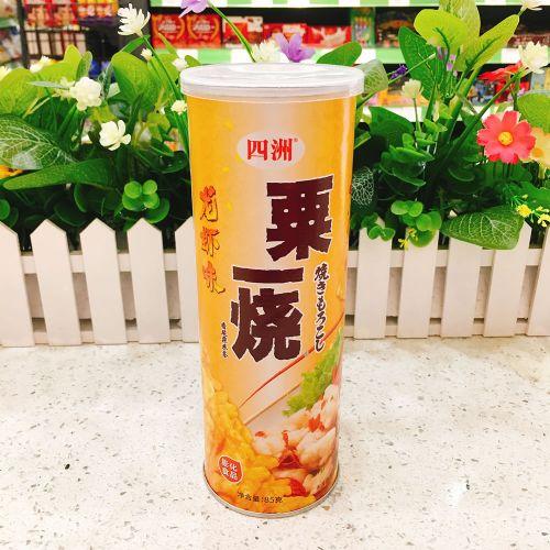 四洲粟一烧龙虾味(罐装) 85g