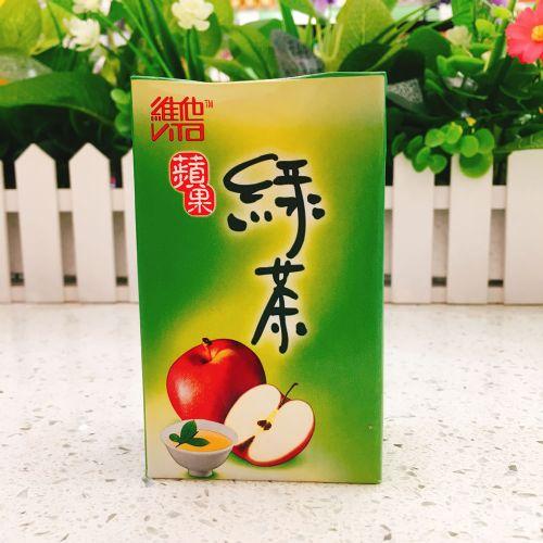 维他苹果绿茶250ml