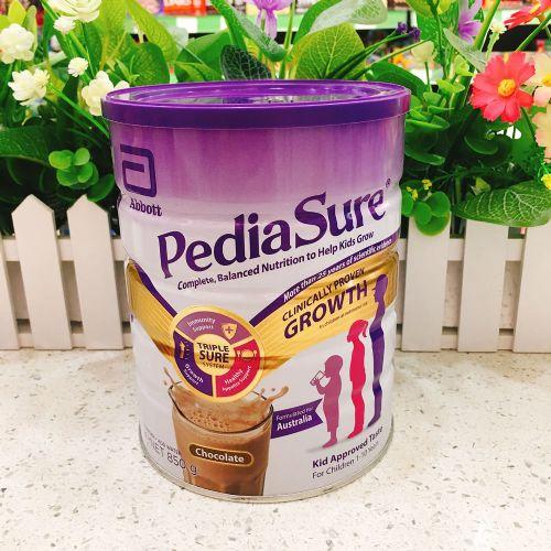 澳洲Abbott雅培金装小安素婴幼儿助长奶粉850g(巧克力味)