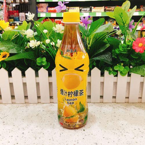 台湾御茶王爆汁柠檬茶500ml