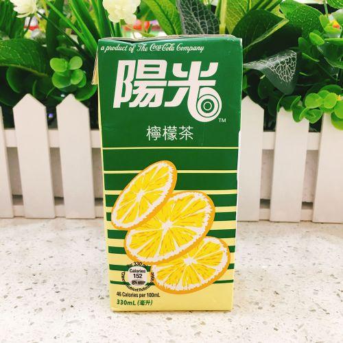 330ml阳光柠檬茶(纸盒装)