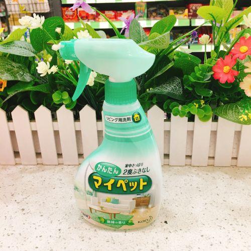 日本花王家具家具地板清洁喷雾400ml