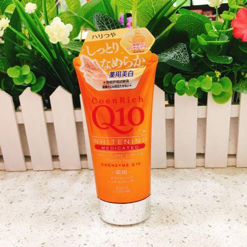 高丝Q10细致保湿护手霜80g