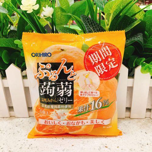 日本ORIHIRO�X�m(橙味)120g