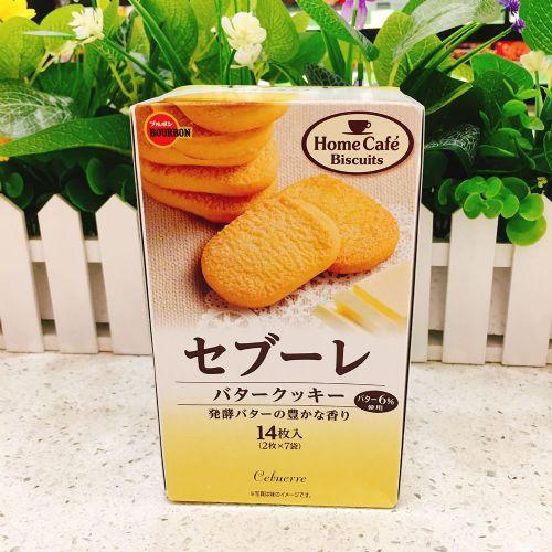 日本高邦手造牛油曲奇14枚(盒装)