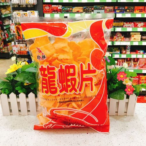 台味龙虾片150g