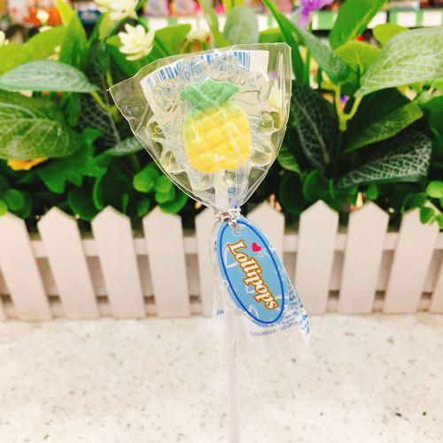 泰国缤纷水晶棒棒糖10g