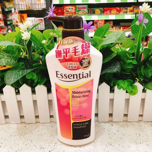 香港花王Essential水漾放毛燥洗发水 700ml