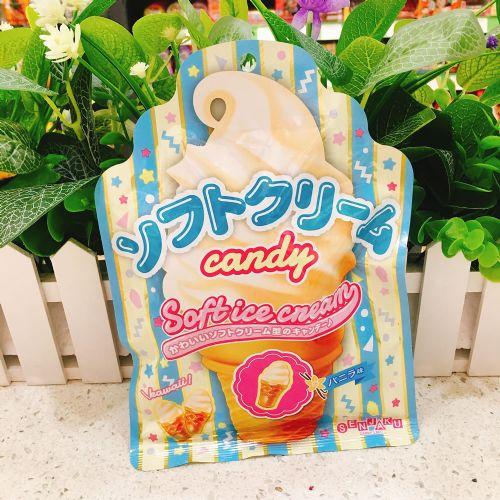 日本SENJAKU香草味冰泣淋造型糖67g
