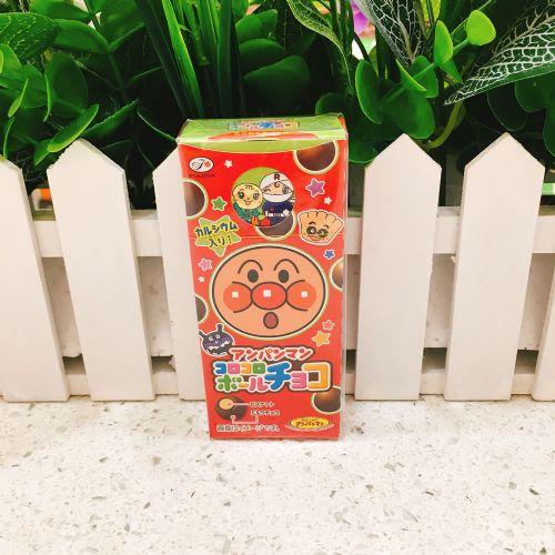 日本不二家面包超人朱古力波20g(盒装)