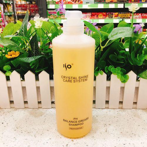 斯里兰卡艾索晶莹沙龙平衡油脂洗发水730ml