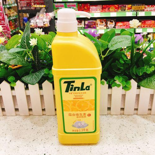 天蕾柠檬护肤洗洁精1.3kg