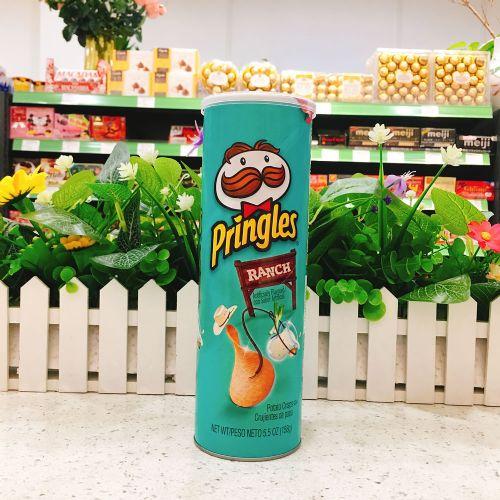 美国品客薯片158g(酸奶味)