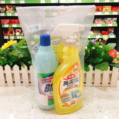 万洁灵厨房清洁剂优惠套装