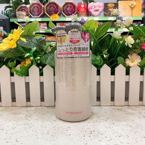 日本CLAYGE温冷SPA护发素(滋润)500ml
