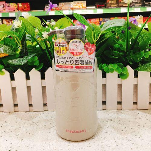 日本CLAYGE温冷SPA护发素(清爽)500ml