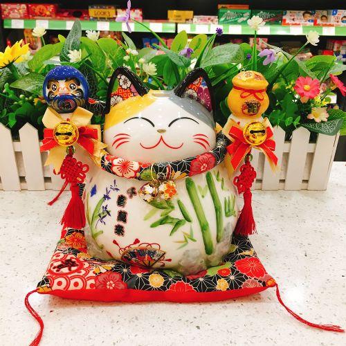日本福缘猫千客万来FY86972