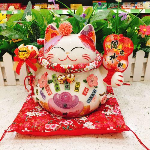 日本福缘猫风山水起FY86885