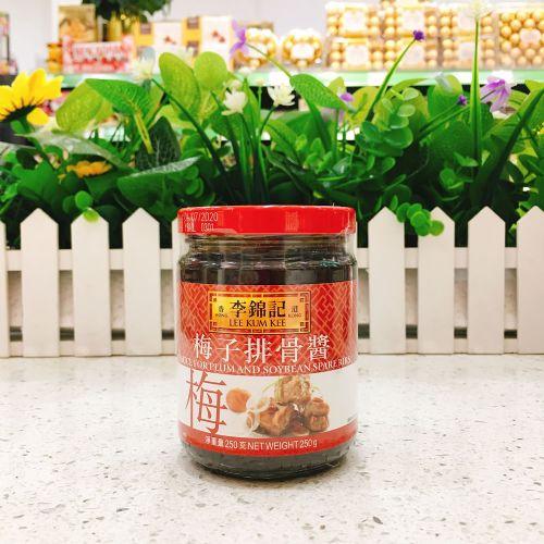 香港李锦记梅子排骨酱250g