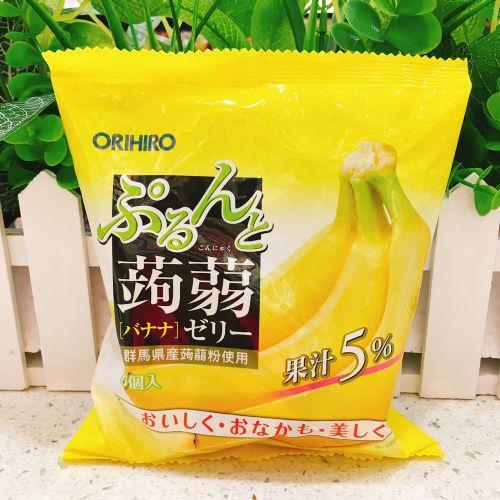 日本ORIHIRO�X�m(香蕉味)120g