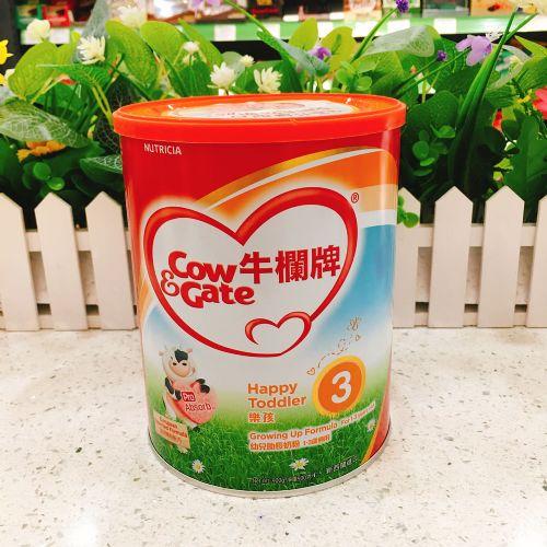 港版牛栏牌配方奶粉3段900g(新版)