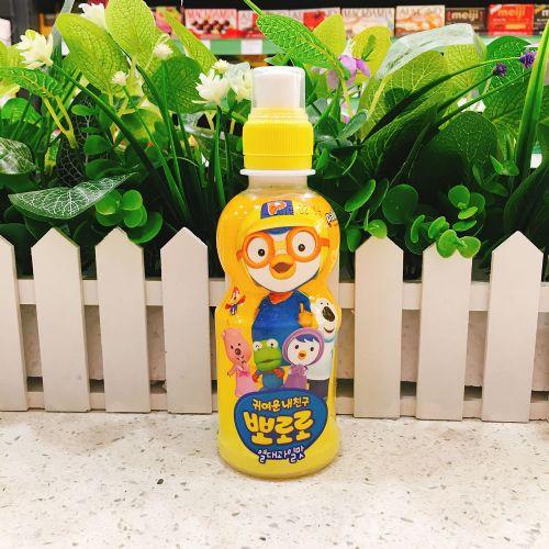 韩国啵乐乐宝露露热带水果味饮料235ml