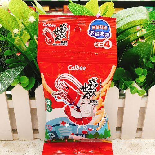 卡乐B原味虾条14g×4连包