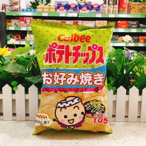 卡乐B日烧酱汁味薯片105g
