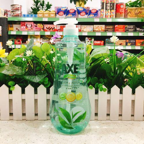 AXE三重功效绿茶洗洁精1KG