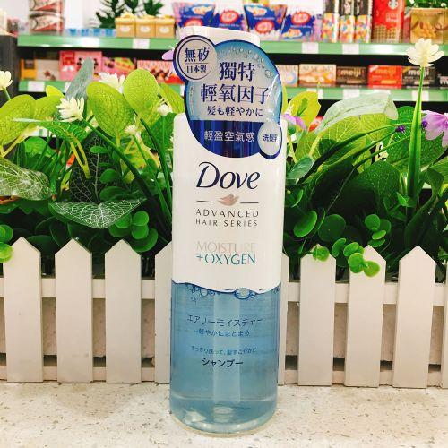 日本DOVE多芬极致轻氧保湿洗发乳 500g