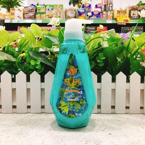 日本LUX力士限定版花香味护发素(浅绿色)直发保湿 适合油性混合型发质