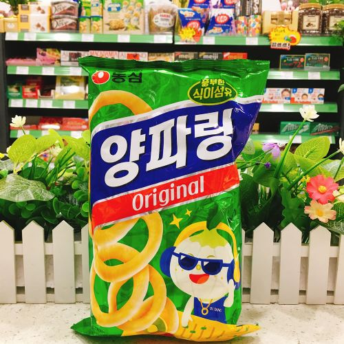 韩国农心洋葱圈(原味)84g