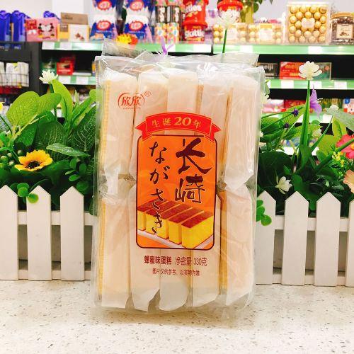 欣欣长崎蛋糕(蜂蜜味)330g