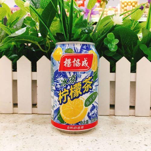 马来西亚杨协成冰爽柠檬茶300ml