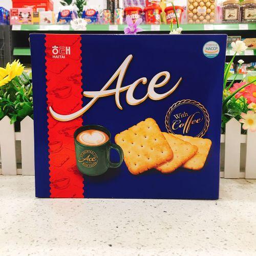 韩国海太ACE苏打饼436g