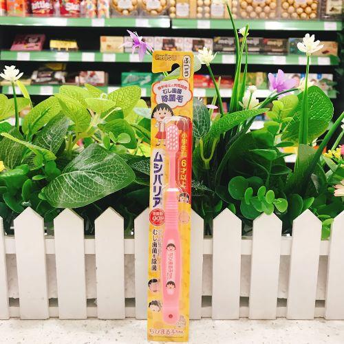 日本EBISU惠百施儿童牙刷(6岁以上)