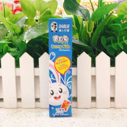 黑人儿童牙膏可乐味40g