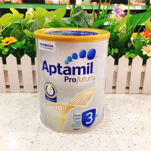 澳洲爱他美铂金版配方奶粉3段(新版)1岁以上900g