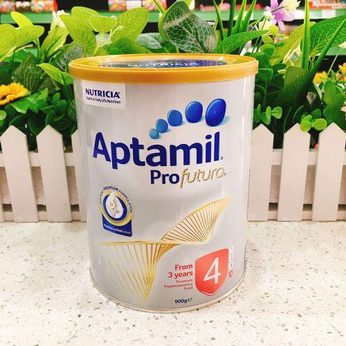 澳洲爱他美铂金版配方奶粉4段(新版)3岁以上900g