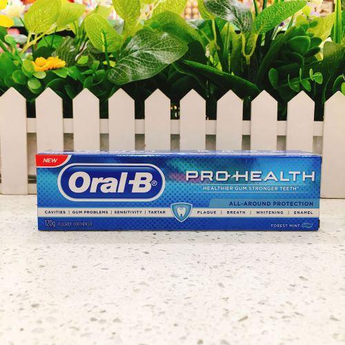 Oral-B 欧乐B全方位清新冰凉牙膏120g
