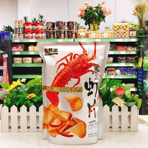 自然派虾片80g