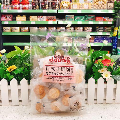 冬已日式小圆饼饼203g