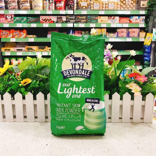 澳洲德运脱脂奶粉1kg(袋装)